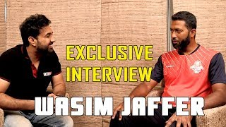 Wasim Jaffer | Exclusive Interview with Former Indian Cricketer