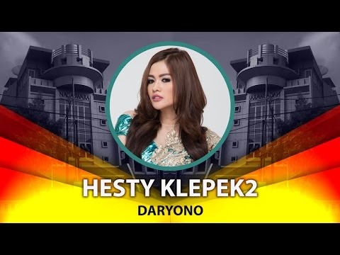 Hesty Klepek Klepek   Daryono ( Lyrics NAGASWARA) #lyrics
