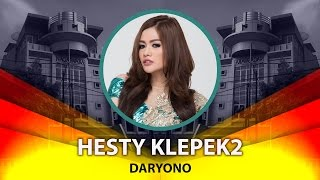 Hesty Klepek Klepek | Daryono (Official Video Lyrics NAGASWARA) #lyrics