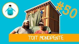 Ossature du toit monopente - LPMDP #50