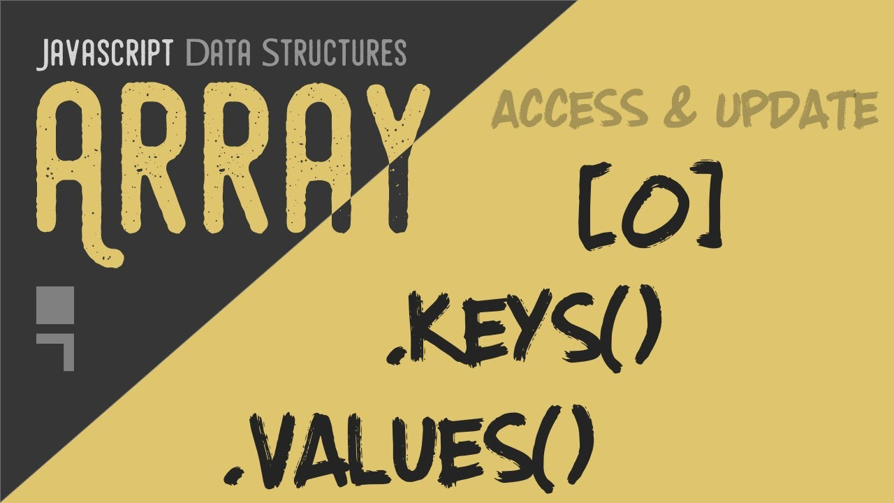 Array Iterators Keys and Values - Access and iterate Array items