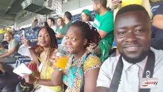 Wakaso (Black Stars Player) invites Nkosuohene & One Ghana Union to Watch his Match