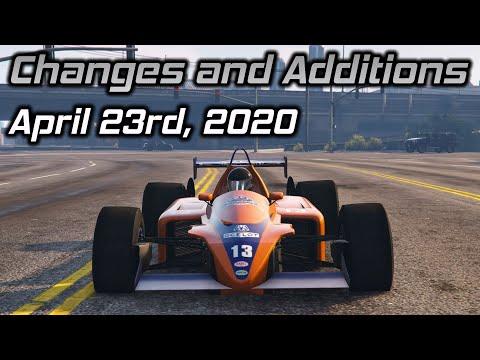 GTA Online Changes