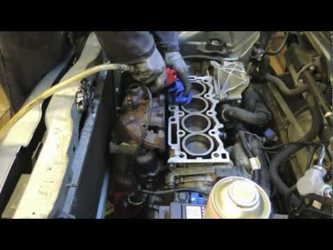 Peugeot 106 Head Gasket Replacement