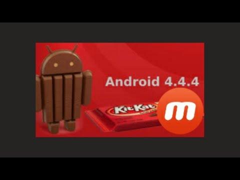 Tuto: Comment avoir Mobizen sur version 4.4.4 Android ??   SANS ROOT NI PC  
