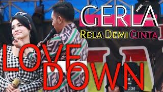 Download Lagu GERRY ft LALA WIDI BIKIN PENONTON GREGET - RELA DEMI CINTA - NEW KHARISMA BOLODEWE mp3