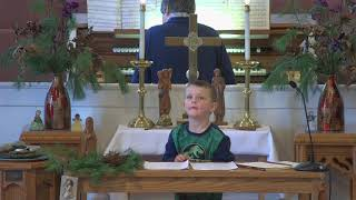 Congregational Church of Boothbay Harbor Full Service for January 17 2021