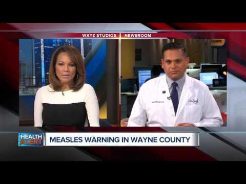 Possible measles exposure in Wayne County