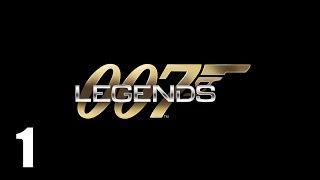 007 Legends - Прохождение Часть 1 (PC)