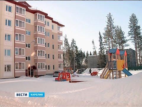 В Костомукше ключи от новых квартир получили 130 семей военнослужащих