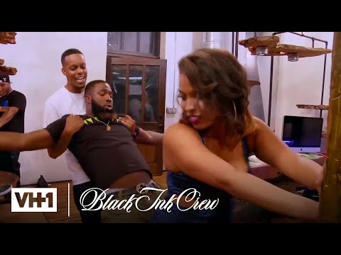 Don & Ashley Supercut (Pt. 1): Relationship Ups & Downs (Season 1) | Black Ink Crew: Chicago