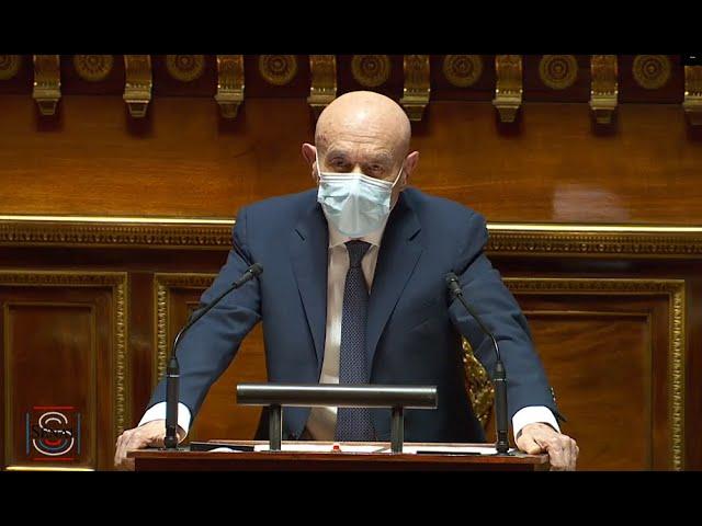 Claude MALHURET : Projet de loi prorogeant l'état d'urgence sanitaire