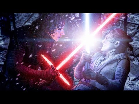 Star Wars: The Force Awakens FINAL Trailer (2015) Extended NEW FOOTAGE