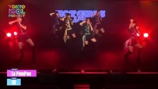 TOKYO IDOL PROJECT LIVE vol.6 La PomPon@AKIBA CULTURES THEATER 11.J...