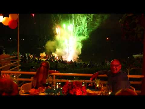 Crescent Beach Club Fireworks 7-4-12