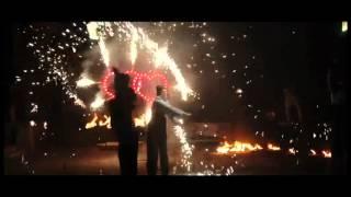 Огненное шоу в Омске, Фаер-шоу на свадьбу