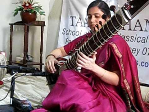 TAALSADHANA presents Anupama Bhagwat - Shyam Kalyan