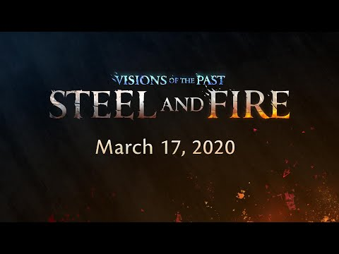 Guild Wars 2 Visions of the Past: Steel and Fire Trailer