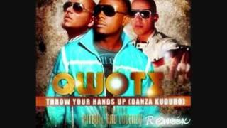Lucenzo Ft Pitbull & Qwote   Throw Your Hands Up Danza Kuduroremix DominGo Ku