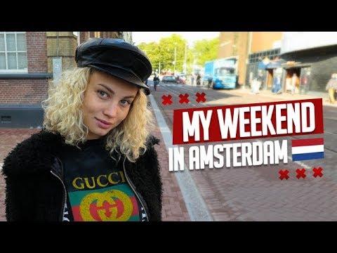 MIJN WEEKEND IN AMSTERDAM -  Met Vogue, Baby Shoppen en meer!