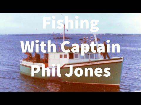 Fishing With Captain Phil Jones