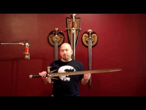 United Cutlery Kurgan Sword Review