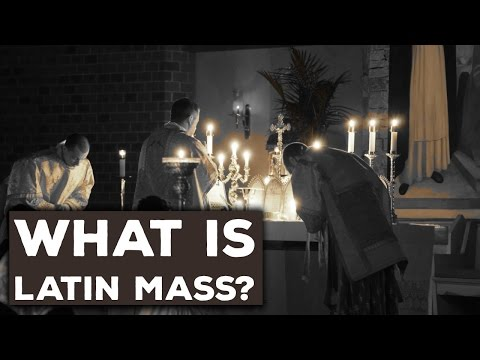 What is the Latin Mass? | Holy History