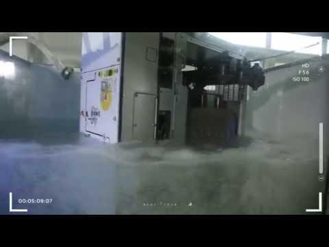 Premset Under Water - Flooding Test