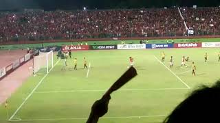Penalti timnas U16 vs malaysia u16 di ajang piala aff 2018 kamis 9 agustus 2018