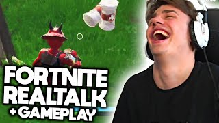 With ARENA MODUS again more Fortnite? REALTALK! (+Gameplay) | Papa plate highlights