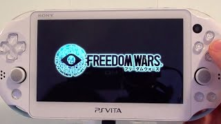 Freedom Wars Awesome First Gameplay!