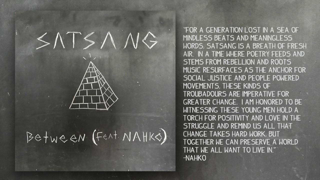 Satsang between feat nahko chords chordify hexwebz Image collections