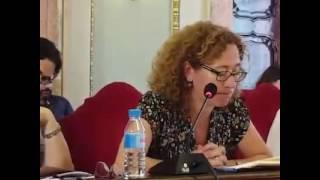 Pleno Murcia Junio Alicia Morales interpela a Ballesta sobre incumplimientos PP