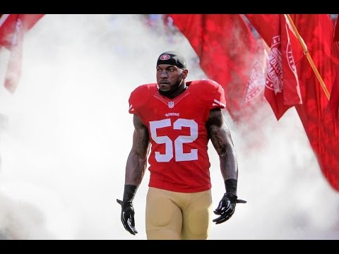 Patrick Willis - The Legend - Career Highlights