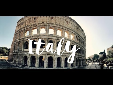 Italy GoPro Travel Video-AN ADVENTURE OF A LIFETIME