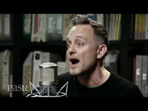 Dave Hause live at Paste Studio NYC