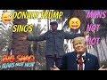 Donald Trump Sings MANS NOT HOT By BIG SHAQ PARODY MUSIC VIDEO mp3