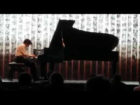 Pedro Alvadia - Ernő Dohnányi, Toccata Op.17  No. 2