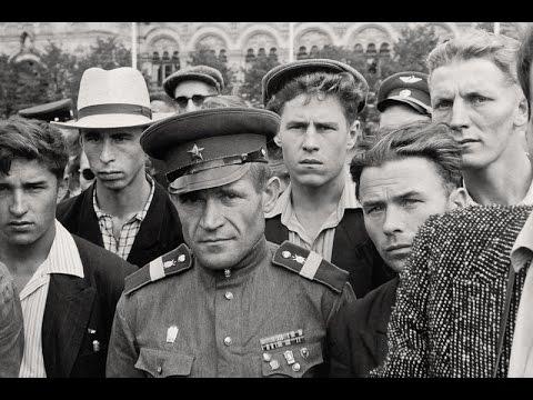 Soviet Man - a poem