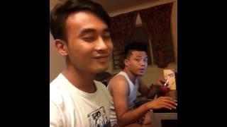 Pakcik Senyum Menggoda (Parody)