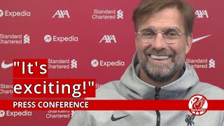 West Brom vs. Liverpool | Jurgen Klopp Press Conference