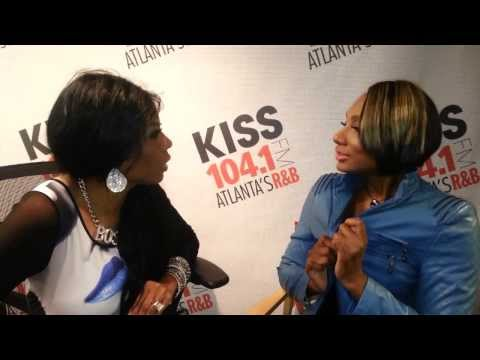 My Interview With The Lovely Towanda Braxton