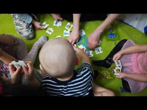 Позитивия 06 02 2019 Развитие детской логики с помощью карточек воспитатель Анастасия Довгаленко