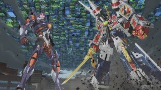 [MAD] SSSS Gridman: Union By. OxT