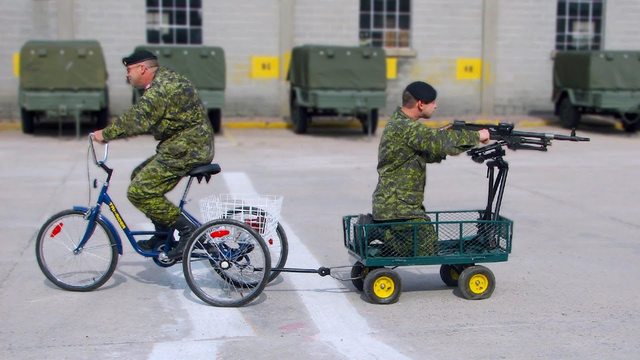 15 Most Embarrassing Armies in The World
