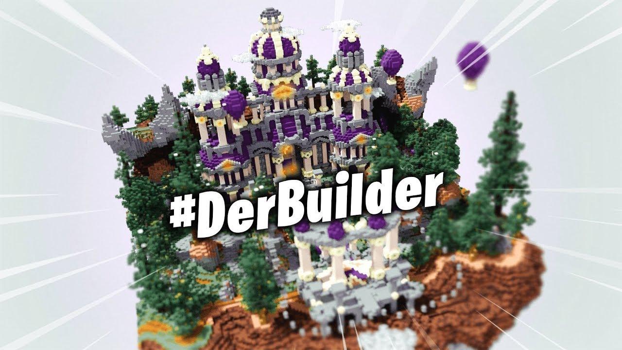 Builder des Monats ist Zurück 20 Euro Für deine Map! #DerBuilder