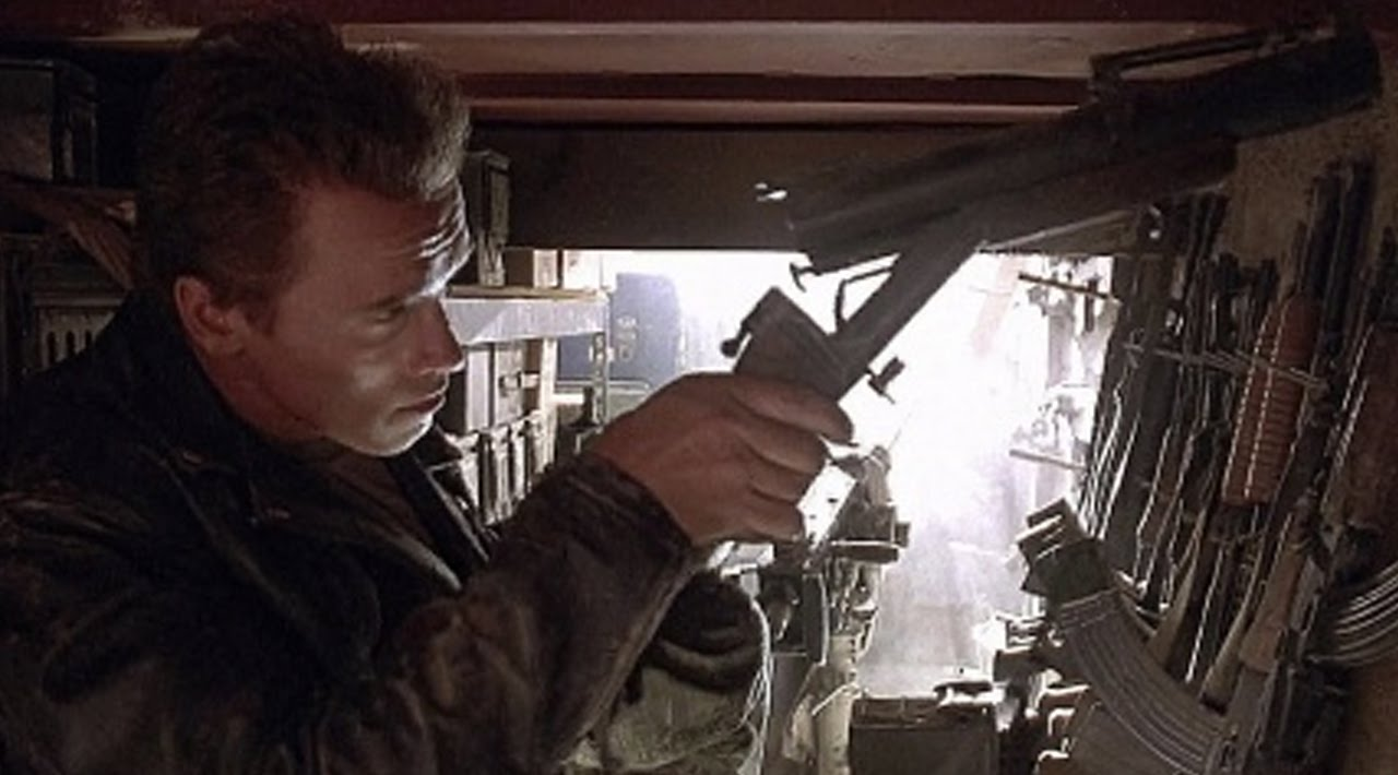 Top 10 Weapon Rooms in Movies