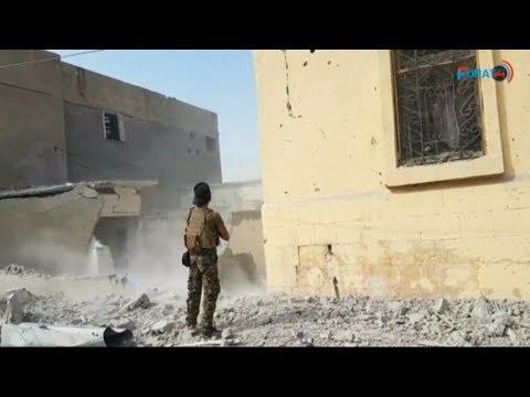 الاشتباكات أجبرت داعش على التراجع في منطقة جامع الإمام النووي  - نشر قبل 11 ساعة