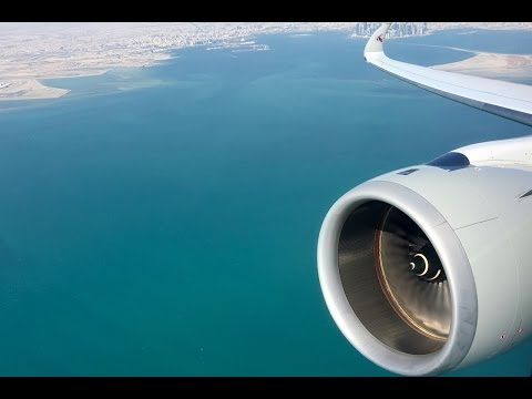 Qatar Airways | Airbus A350 | DOH-SIN | Business