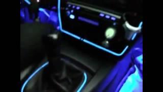 Неоновая нить glowrange.ru(Гибкий светодиодный неон - это шнур из пластикового ПВХ с герметично залитыми внутрь светодиодами. Предста..., 2013-11-20T20:25:01.000Z)